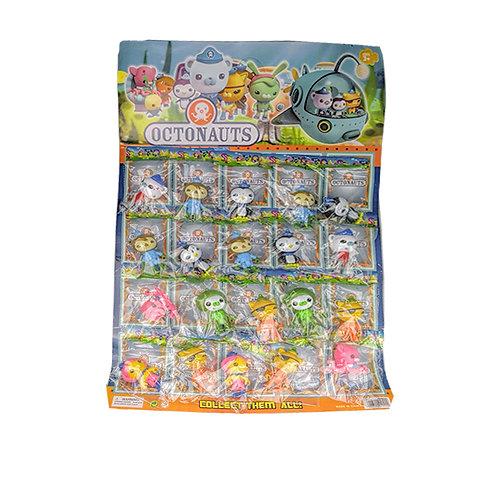 Коллекция игрушек на блистере Octonauts