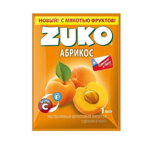 Растворимый напиток ZUKO  Абрикос