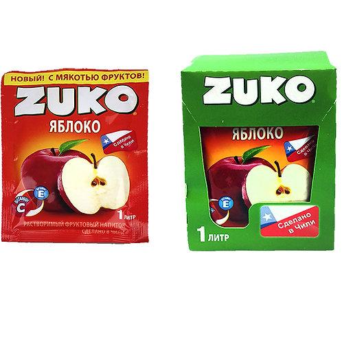 Растворимый напиток ZUKO Яблоко