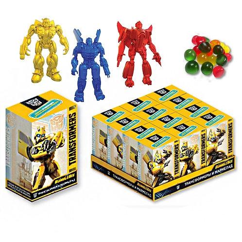 """Мармелад жевательный с игрушкой """"Transformers"""""""