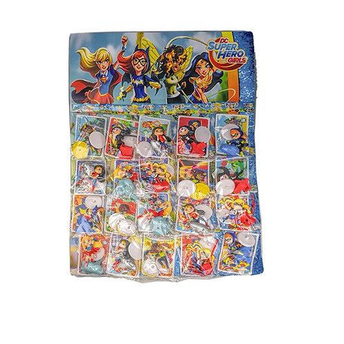 Коллекция игрушек на блистере Super Hero Gerls