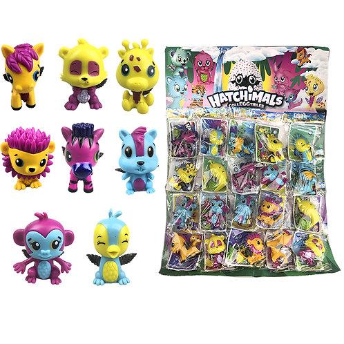 Коллекция игрушек на блистере HATCHiMALS