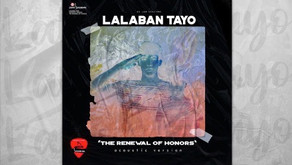 "Gloc-9 teams up with UE Jam Sessions for the acoustic version of ""Lalaban Tayo (The Renewal of Honor"