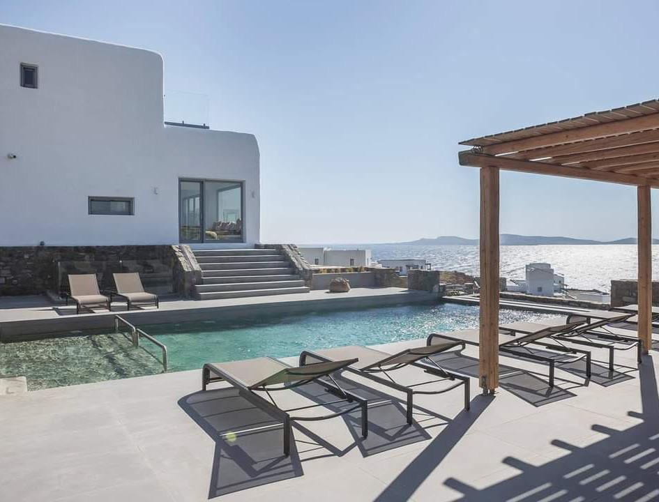 Villa in Pouli,Mykonos