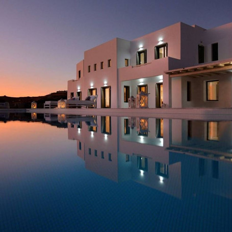 Villa in Kalo Livadi,Mykonos