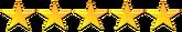 5 star rating customer testimonial for pondspash.com