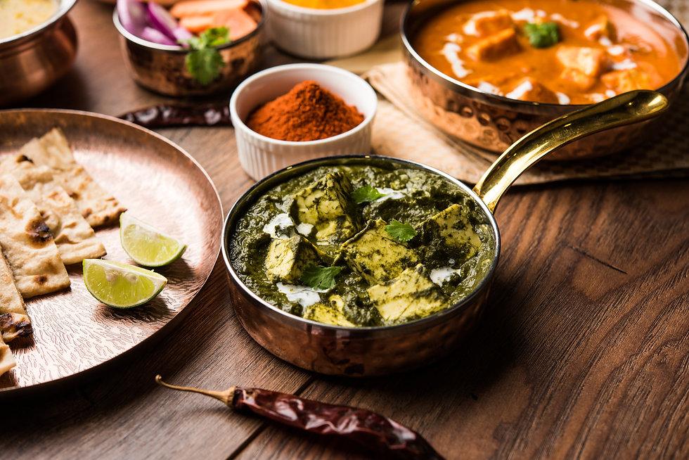 Indian restaurant mcmahons point