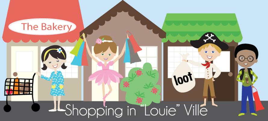 Kids Shopping Louisville