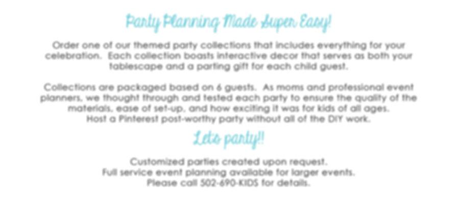 Kids Parties in Louisville