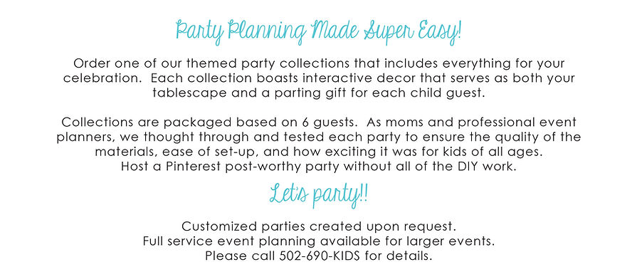 Kids Parties in Louisville