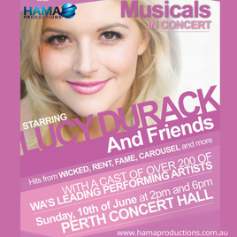 Lucy Durack & Friends