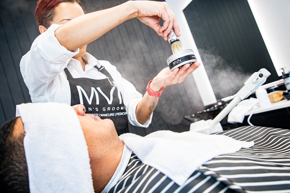 MVN Mens Grooming Brisbane Southport QLD Barber packages mens salon