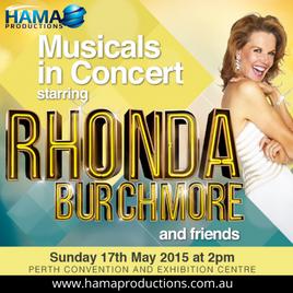 Rhonda Burchmore & Friends