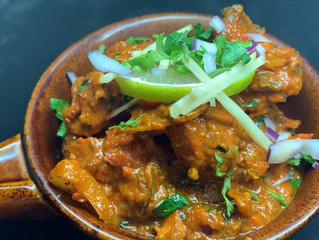 History of Chicken Tikka Masala, an Indian Curry Dish at The Colonial British Indian Cuisine
