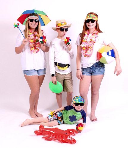 Boys Beach Party