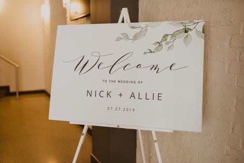 Nick + Allie