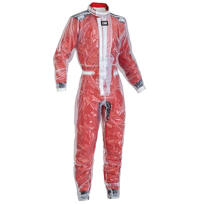 OMP Rain K Kart Rain Over Suit