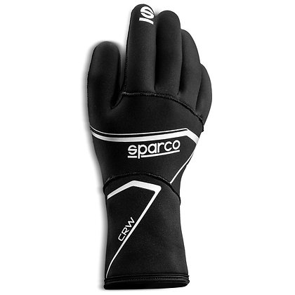 Sparco CRW WP Water Resistant Kart Gloves