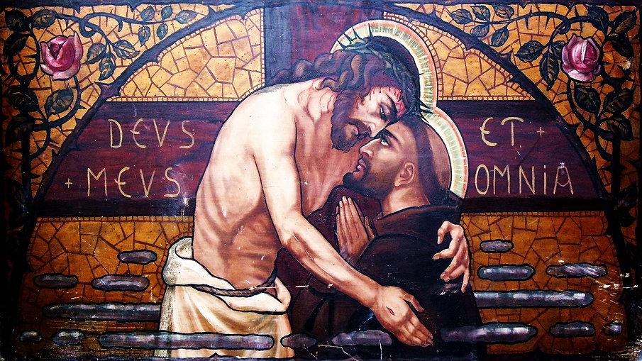 Jesus und Franz.JPG