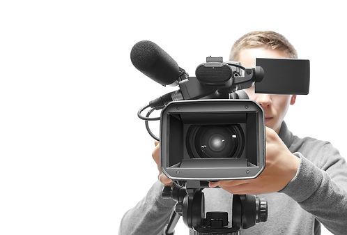 VidVite event video news feature interviews with event attendees and exhibitors to promote your event.