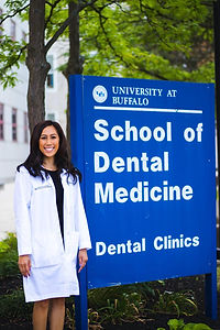 I'm super excited to be part of this student initiative and help lead a team of dental students who are committed to keeping the WNY community safe and protected. It's been fun using my biotechnology background and utilizing my researchexperience to contributeto this project and organization.  I have enjoyed working with alumni, 8th District, program directors, and members of the UB SDM Task Force who have all worked really hard during this time.