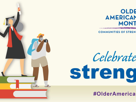 Older Americans Month: May 2021