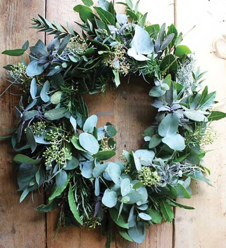 Foliage Wreath