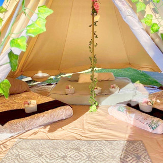 Beautiful Mana - Sleeping Tent