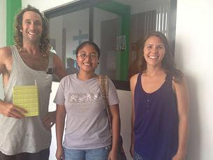 Spanish Puerto Escondido, Oaxaca, Language School, Study Abroad, Visit Mexico Puerto Escondido, Spanish teachers online, Private Spanish, Intensive Spanish, classes on-site