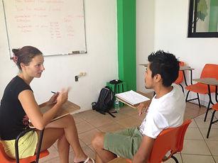 Clases de inglés, Clases grupales de inglés, inglés intensivo, Cursos de inglés, CENNI, SEP, Escuela de idiomas en Puerto Escondido