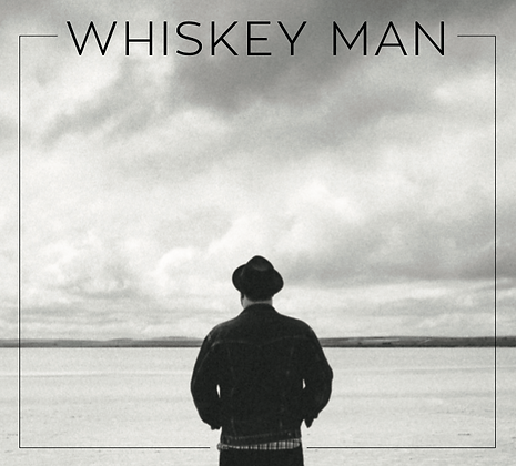 Whiskey Man - Eric Santucci (CD & VINYL)