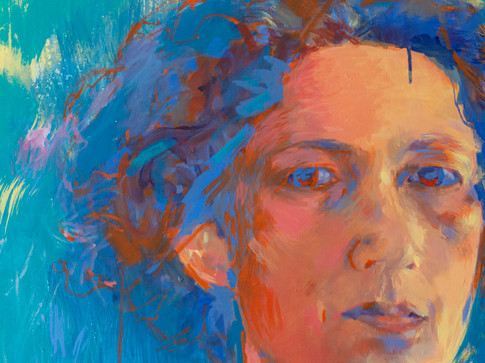 Autoportrait #1, détail