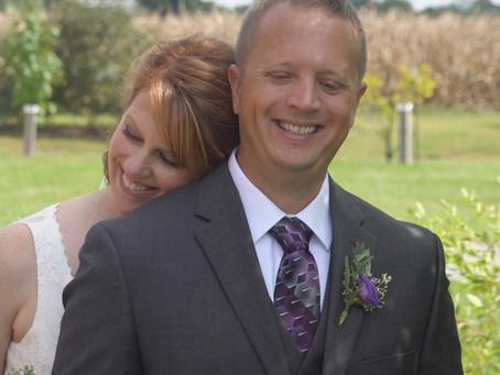 Jenn & Andy's Historic Wedding