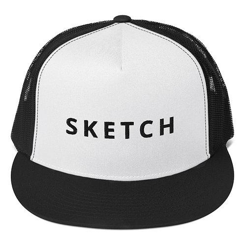 Designer Trucker Cap by SKETCH