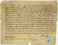 From document collection: Promise by James Jay to Claus.