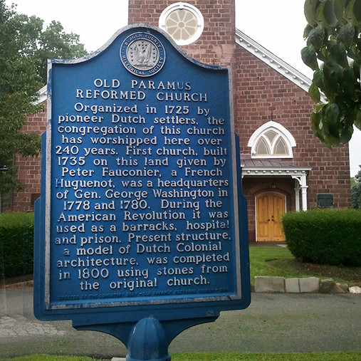 Old Paramus Church