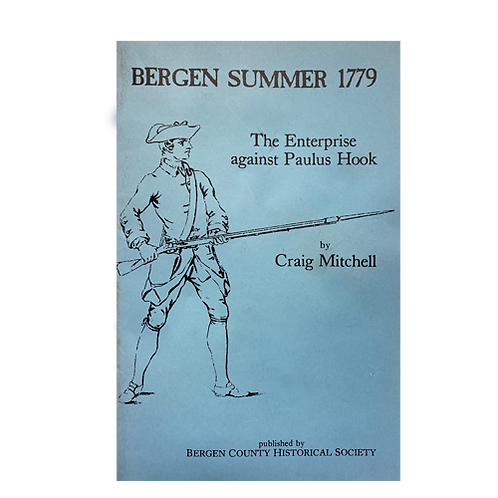 Bergen Summer 1779, The Enterprise Against Paulus Hook