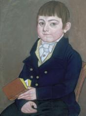 Portrait of Garret D. Demarest