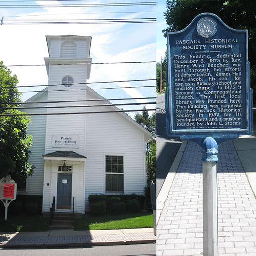 Pascack Historical Society Museum