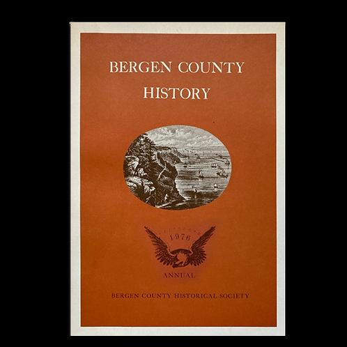 Bergen County History, 1976