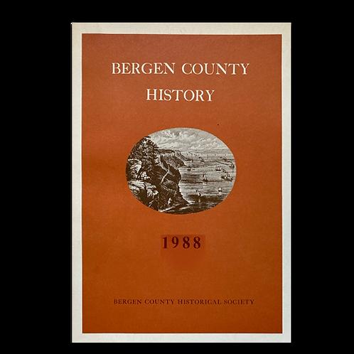 Bergen County History, 1998