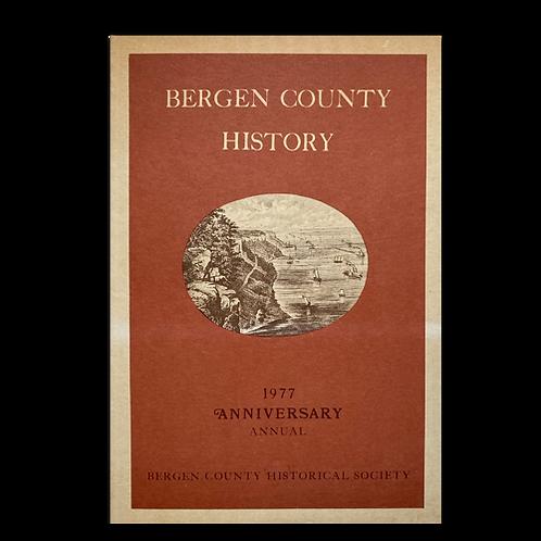 Bergen County History, 1977