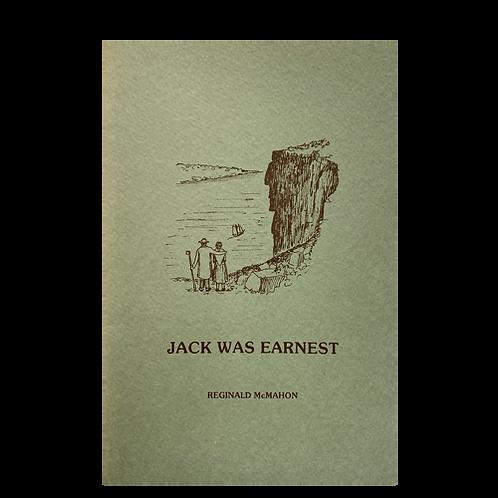 Jack Was Earnest