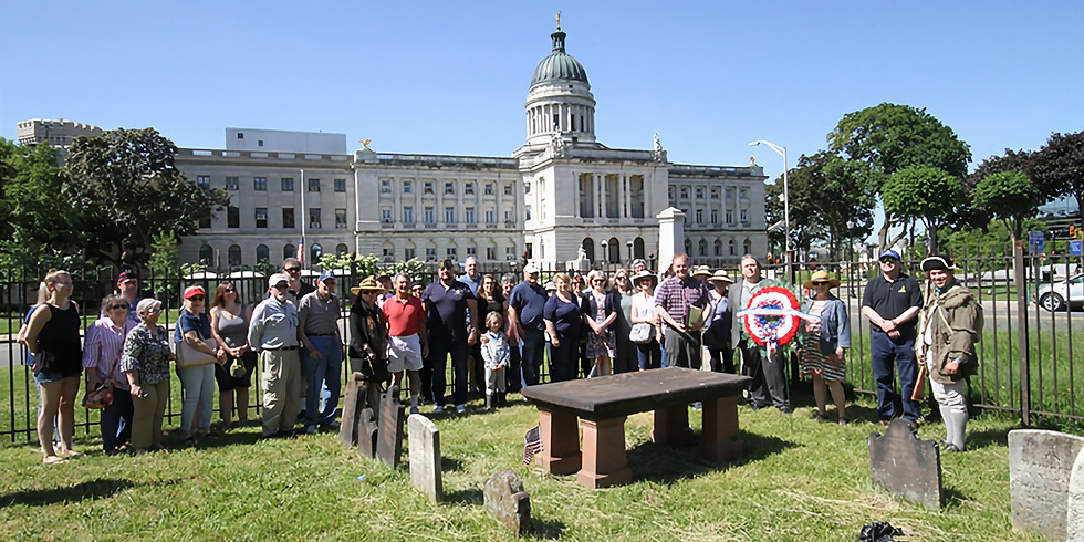 Memorial Day Wreath Laying - Postponed to Sept 20