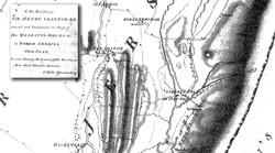 Plan from Paulus Hook Ferry