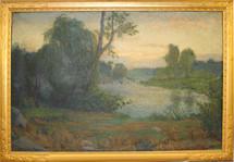 Emile Stange Painting