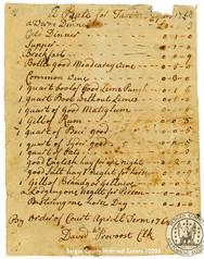 Tavern Rates