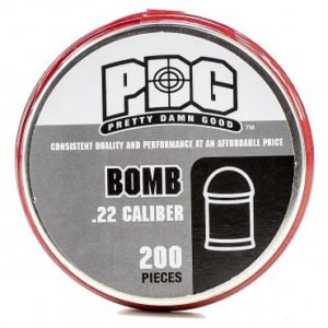 200 .22 PDG Bomb Pellets