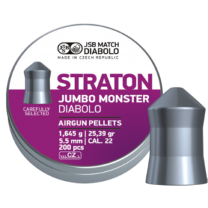 200 Stranton .22 Jumbo Monster Pellets