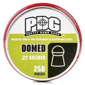 250 .22 PDG Domed Pellets